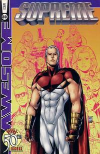 Cover Thumbnail for Supreme (Awesome, 1997 series) #50 [Sprouse Cover]