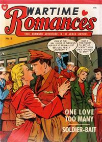 Cover Thumbnail for Wartime Romances (St. John, 1951 series) #3