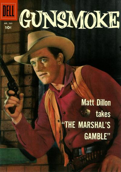 Cover for Four Color (Dell, 1942 series) #769