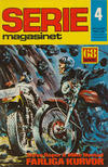 Cover for Seriemagasinet (Semic, 1970 series) #4/1971