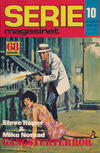 Cover for Seriemagasinet (Semic, 1970 series) #10/1971