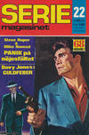 Cover for Seriemagasinet (Semic, 1970 series) #22/1971