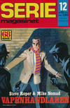 Cover for Seriemagasinet (Semic, 1970 series) #12/1972