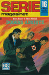 Cover for Seriemagasinet (Semic, 1970 series) #16/1972