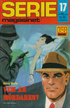 Cover for Seriemagasinet (Semic, 1970 series) #17/1972