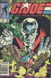 Cover Thumbnail for G.I. Joe, A Real American Hero (1982 series) #22 [Canadian Newsstand Edition]