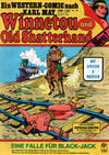 Cover for Winnetou und Old Shatterhand (Condor, 1977 series) #14