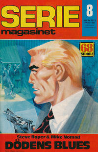 Cover Thumbnail for Seriemagasinet (Semic, 1970 series) #8/1971