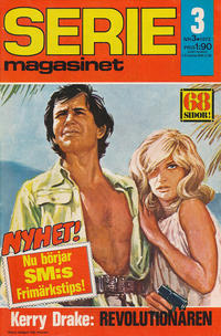 Cover Thumbnail for Seriemagasinet (Semic, 1970 series) #3/1972