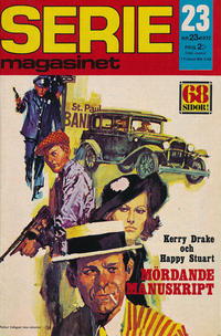 Cover Thumbnail for Seriemagasinet (Semic, 1970 series) #23/1972