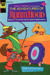 Cover Thumbnail for Walt Disney Productions The Adventures of Robin Hood (1974 series) #4 [Whitman Variant]