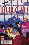 Cover for Patsy Walker, A.K.A. Hellcat! (Marvel, 2016 series) #14