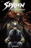 Cover for Spawn - The Undead (Infinity Verlag, 2001 series) #4