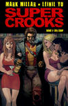 Cover for Super Crooks (Panini Deutschland, 2013 series) #1 - Der Coup