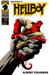 Cover for Hellboy: Almost Colossus (Extrem Erfolgreich Enterprises, 2002 series)