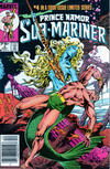 Cover for Prince Namor, the Sub-Mariner (Marvel, 1984 series) #4 [Newsstand Edition]