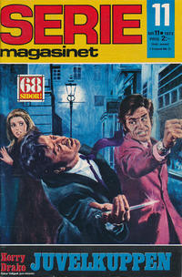 Cover Thumbnail for Seriemagasinet (Semic, 1970 series) #11/1973