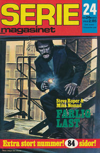 Cover Thumbnail for Seriemagasinet (Semic, 1970 series) #24/1973