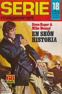 Cover Thumbnail for Seriemagasinet (Semic, 1970 series) #18/1974
