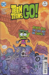 Cover for Teen Titans Go! (DC, 2014 series) #19