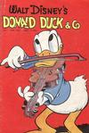 Cover for Donald Duck & Co (Hjemmet, 1948 series) #4/1950