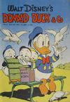 Cover for Donald Duck & Co (Hjemmet, 1948 series) #8/1953
