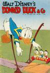 Cover for Donald Duck & Co (Hjemmet, 1948 series) #10/1954