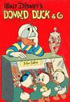 Cover for Donald Duck & Co (Hjemmet, 1948 series) #8/1956