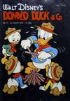 Cover for Donald Duck & Co (Hjemmet, 1948 series) #17/1957