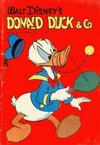 Cover for Donald Duck & Co (Hjemmet, 1948 series) #20/1957