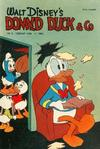 Cover for Donald Duck & Co (Hjemmet, 1948 series) #5/1958