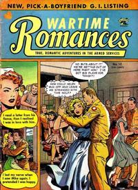 Cover Thumbnail for Wartime Romances (St. John, 1951 series) #10