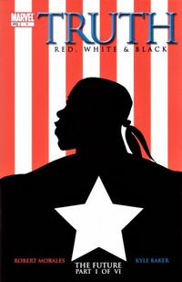 Cover Thumbnail for Truth: Red, White & Black (Marvel, 2003 series) #1