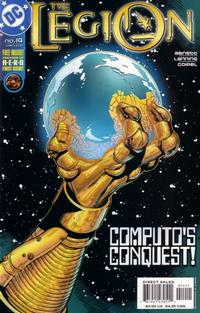 Cover Thumbnail for The Legion (DC, 2001 series) #14