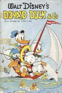 Cover Thumbnail for Donald Duck & Co (Hjemmet, 1948 series) #10/1950