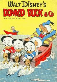 Cover Thumbnail for Donald Duck & Co (Hjemmet, 1948 series) #6/1952