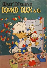 Cover for Donald Duck & Co (Hjemmet, 1948 series) #3/1955
