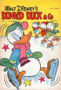 Cover Thumbnail for Donald Duck & Co (Hjemmet, 1948 series) #26/1957
