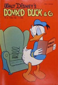 Cover Thumbnail for Donald Duck & Co (Hjemmet, 1948 series) #6/1958