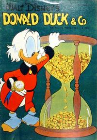 Cover for Donald Duck & Co (Hjemmet, 1948 series) #12/1959