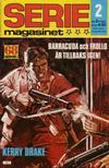 Cover for Seriemagasinet (Semic, 1970 series) #2/1980