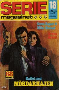 Cover Thumbnail for Seriemagasinet (Semic, 1970 series) #18/1976
