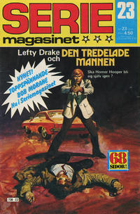 Cover Thumbnail for Seriemagasinet (Semic, 1970 series) #23/1979