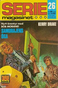 Cover Thumbnail for Seriemagasinet (Semic, 1970 series) #26/1979