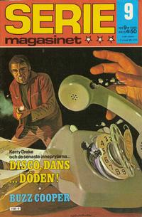 Cover Thumbnail for Seriemagasinet (Semic, 1970 series) #9/1980