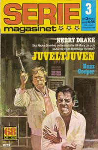 Cover Thumbnail for Seriemagasinet (Semic, 1970 series) #3/1981