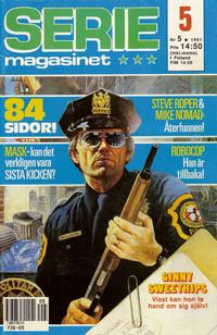 Cover Thumbnail for Seriemagasinet (Semic, 1970 series) #5/1991
