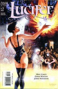 Cover Thumbnail for Lucifer (DC, 2000 series) #3