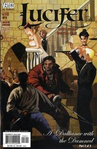 Cover Thumbnail for Lucifer (DC, 2000 series) #18