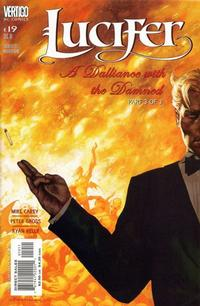 Cover Thumbnail for Lucifer (DC, 2000 series) #19